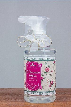 Água Perfumada - Pimenta Rosa - 500ml