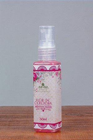 Sabonete Liquido - Flor de Cerejeira - 60ml