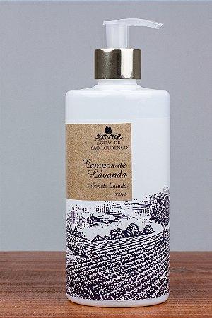 Sabonete Liquido - Campos de Lavanda - 500 ml