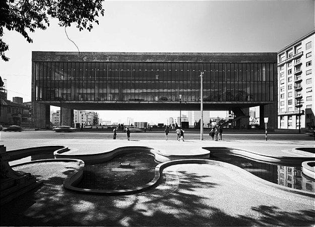 ÍMÃ MUSEU DE ARTE DE SÃO PAULO - HANS GUNTER FLIEG