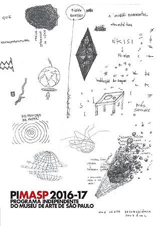 PIMASP 2016-17: PROGRAMA INDEPENDENTE DO MUSEU DE ARTE DE SÃO PAULO