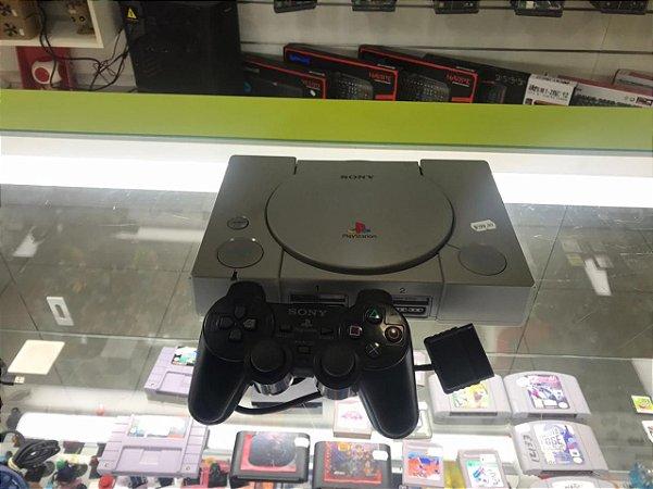 PlayStation 1  - Seminovo (Destravado)