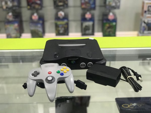 Nintendo 64 - Seminovo