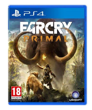FarCry Primal - Seminovo