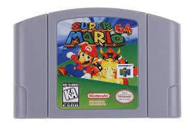 Super Mario 64 - Seminovo