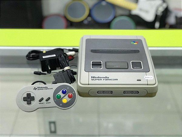 Super Famicom Japonês