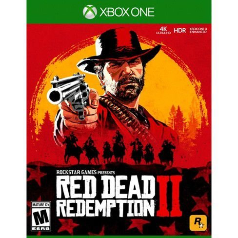 Red dead redempion II - XBOX ONE