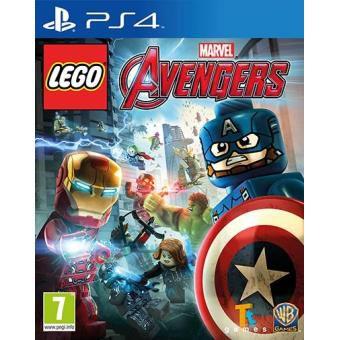 Lego vingadores - PS4