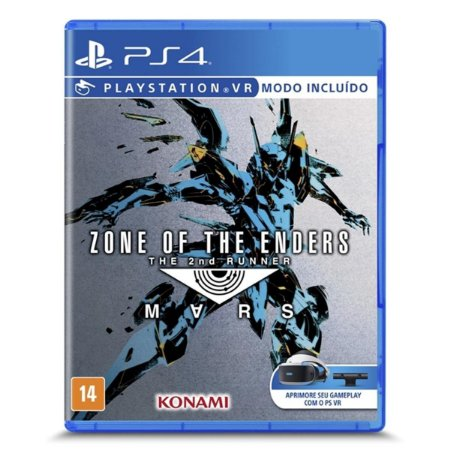 Zone OF THE ENDERS: THE 2ND Runner MARS VR - PS4