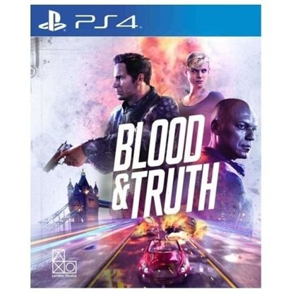 Blood & Truth Game VR - PS4