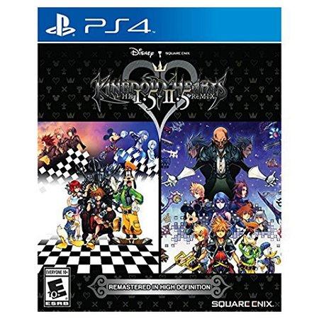 Kingdom Hearts HD I.5 + II.5 Remix - PS4