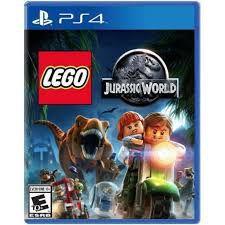 Lego Jurassic World - PS4