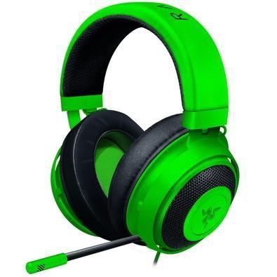 Headset Razer Kraken Verde - RAZER