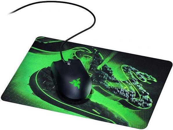 Mouse Razer Abyssus Lite + Goliathus Mobile - RAZER
