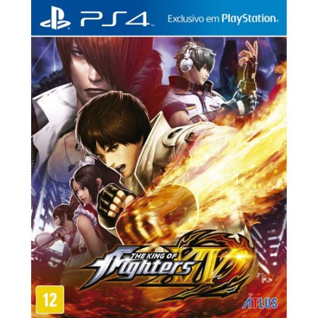 The King of Fighters XIV KOF XIV - PS4