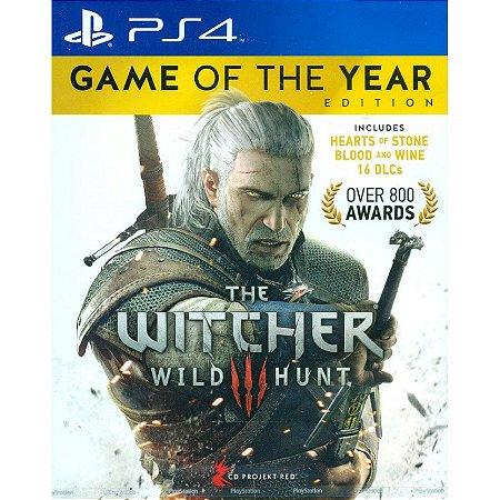 The Witcher 3: Wild Hunt (Edição Completa) - PS4