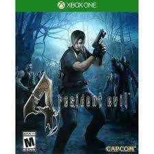 Resident Evil 4 Remastered - XBOX ONE