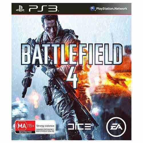 Battlefield 4 - PS3(SEMI-NOVO)