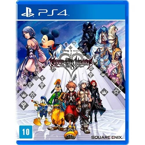 KINGDOM HEARTS - Ps4(SEMI-NOVO)