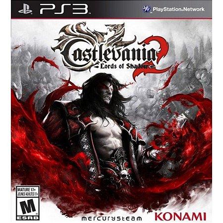 Castlevania Lords of Shadow 2 - PS3(SEMI-NOVO)