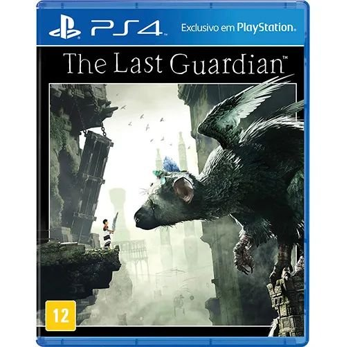 The last Guardian - PS4(SEMI-NOVO)