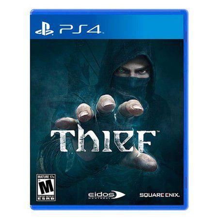Thief - PS4 -Seminovo