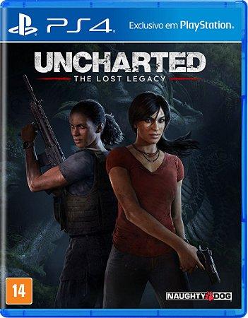 Uncharted The Lost - PS4(SEMI-NOVO)