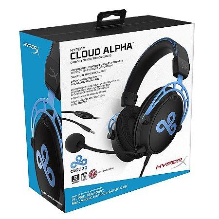 Headset cloud Alpha Cloud 9 hyperx - HYPERX