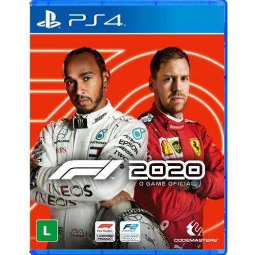 Formula 1 F1 2020 - PS4