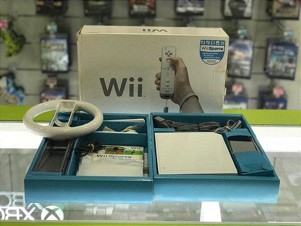 Nintendo Wii - Seminovo - Destravado