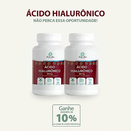 Green Line Ácido Hialurônico - 2 un.