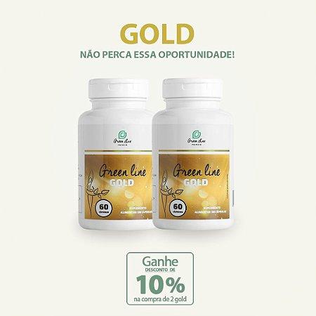 Green Line Gold - 2 un.