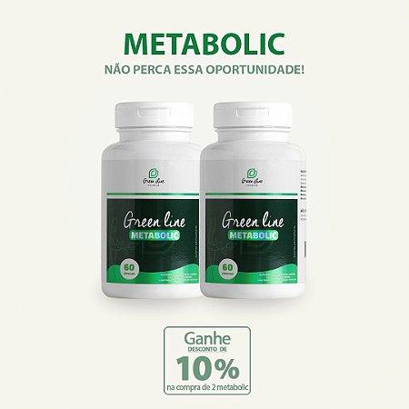 Green Line Metabolic - 2 un.