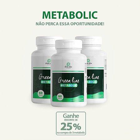 Green Line Metabolic - 3 un.