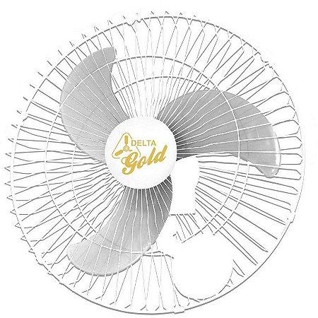 Ventilador de Parede Venti Delta Gold 60cm Bivolt