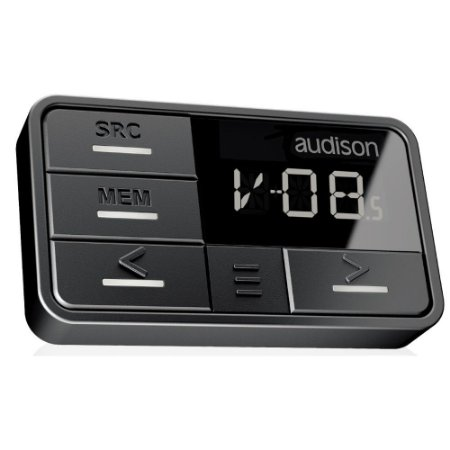 Controle Remoto Para Processadores Audison DRC AB