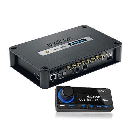 Processador de áudio 13 Canais Audison bit One HD Virtuoso