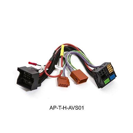 Chicotes Padrão Montadora Amplificadores Audison Prima AP T-H