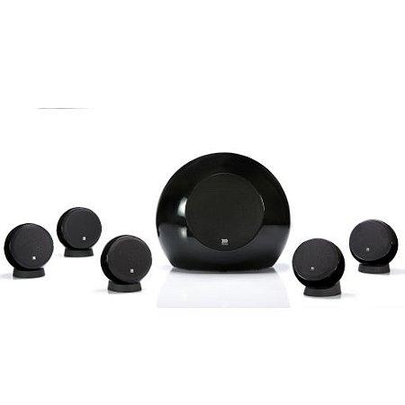 Morel System 5.1 SoundSpot MT-2 - Branca/Preta