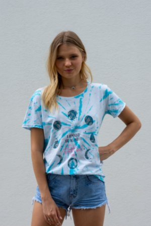 Mormaii Camiseta Fases Da Lua Tie Dye