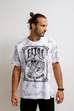 Fatal Camiseta Trail To Surfing