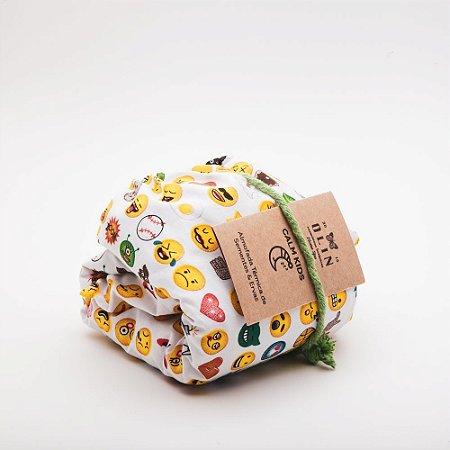 Almofada Térmica Calm Kids - Emojis