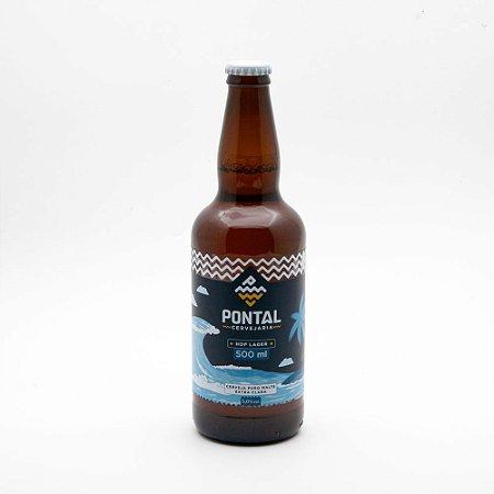 Cerveja Pontal Hop Lager