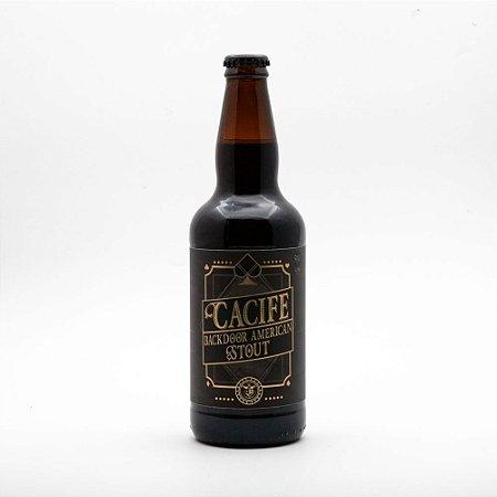 Cerveja Cacife American Stout
