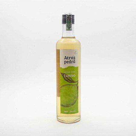 Licor Atrás da Pedra - Limão