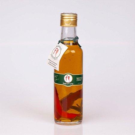 Azeite de Oliva Extra Virgem Aromatizado com Pimentas e Ervas