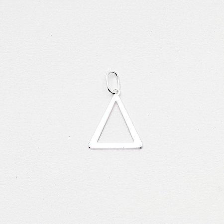 Pingente Triângulo Vazado