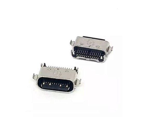 Conectores De Carga Moto G6 Xt1925 / G6 Plus Xt1926