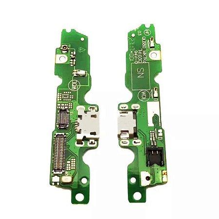 Conector De Carga Moto G5 Xt1672 Placa Flex