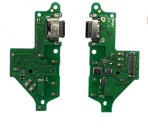 Flex Dock Placa Conector De Carga Motorola One Action Xt2013